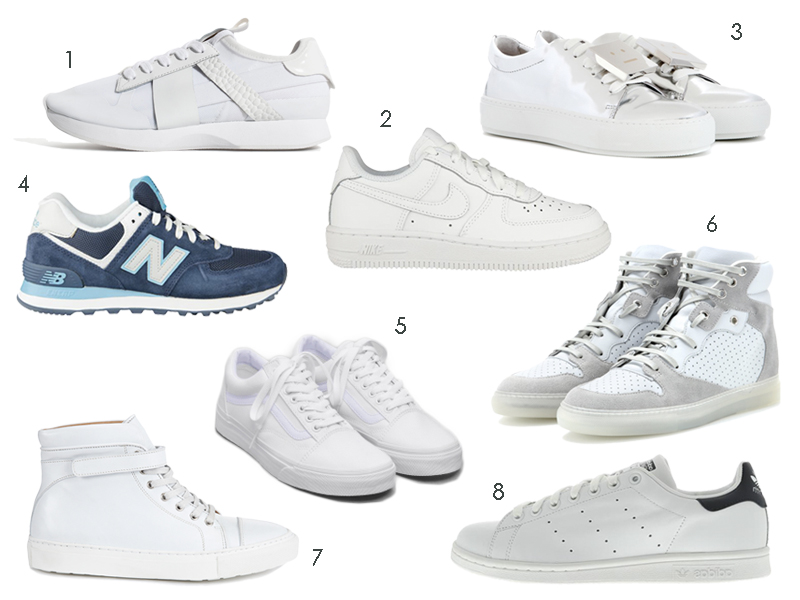 nike air force 1 vs adidas stan smith